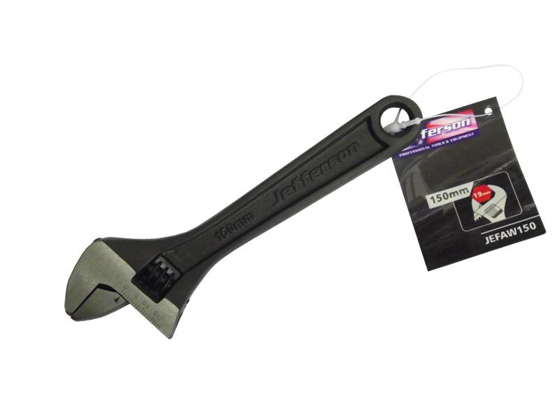 "6"" Adjustable Wrench Jefaw150"