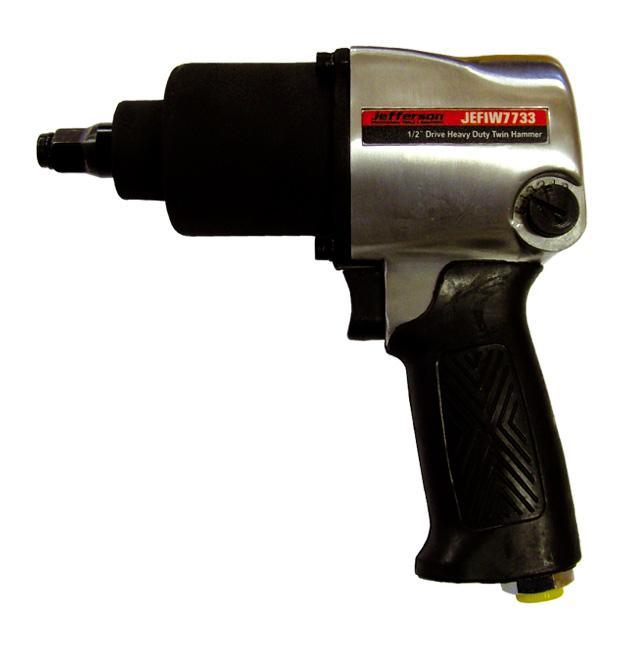 "Air Impact Wrench 1/2"" Jefiw7733"