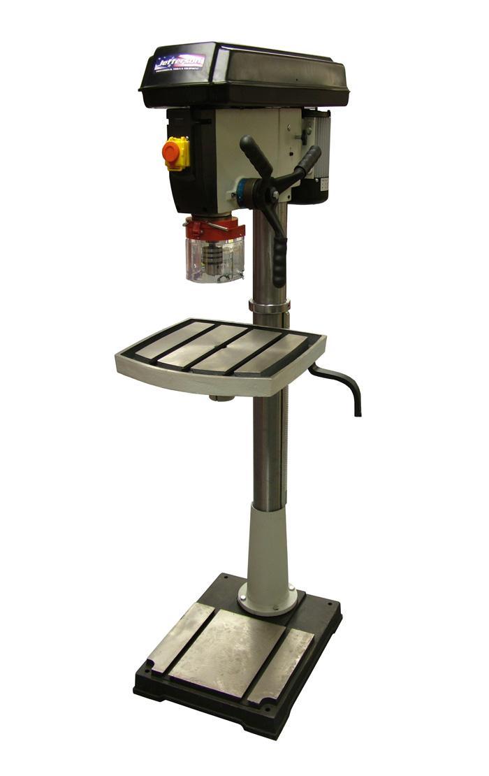 1.5hp Pillar Drill Jefpd1100