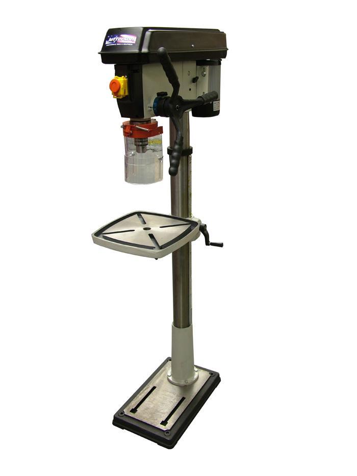 1.0hp Pillar Drill Jefpd750