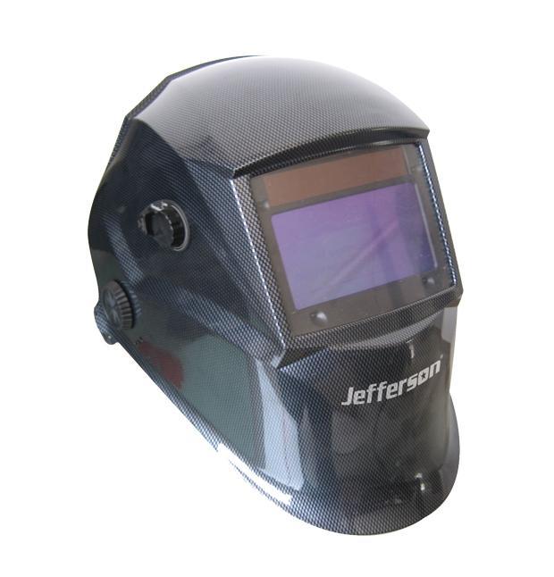 Automatic Welding Helmet - Carbon Fibre Style New Jefwelht3c