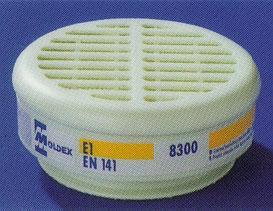 Moldex 8500 A2 Gas Filter Bee
