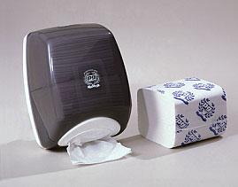 Superflat Toilet Tissue Disp Bee