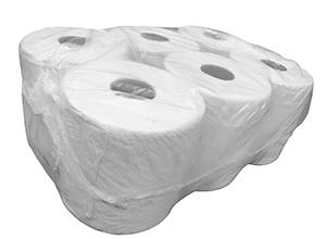 White Centrepull Roll 2ply Bee