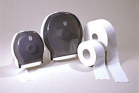 Mini Jumbo Toilet Roll 2ply Bee