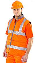 Rail Spec Bodywarmer Xxxl Bee