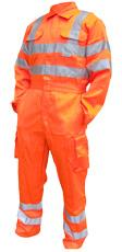 "Rail Spec Coverall 46"" Bee"