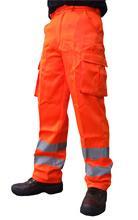 "Rail Spec Trousers 30"" Bee"