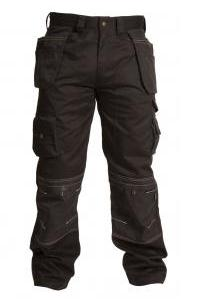 Low Rise Trouser L33w40 Low Rise Multi Pocket Trouser (sterling Safety)