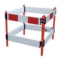 Road Barrier Systems Junior Barrier Bar28