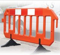 Road Barrier Systems Gate Guard Barrier 1m Unit Bar23