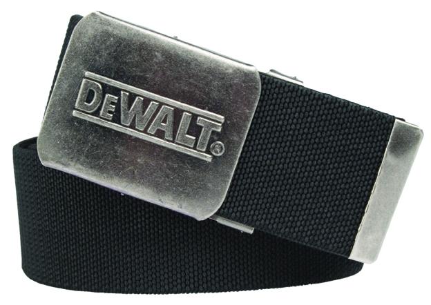 Belt Black Stretch Belt (sterling Safety)