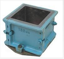 Concrete Testing Test Cube Mould 150mm. C244