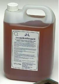Concrete Testing Mould Release Oil 5 Litre C247