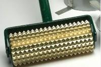 "Concrete Testing Brass Indent Roller 10"" C250"