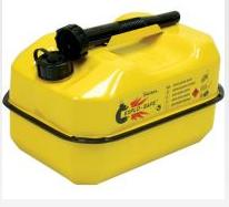 Fuel & Water Containers Yellow Explo-safe Fuel Can C284