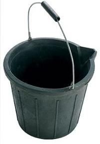 Bucket & Bins Rubber Bucket C400