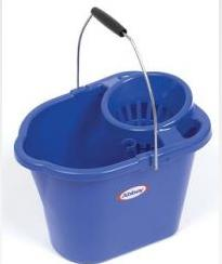 Bucket & Bins Plastic Mop Bucket C401