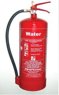 Fire Extinguishers Water Fire Extinguisher 9 Litre C426