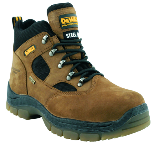 Challenger Brown Size 8 Gore-tex Lined Water Proof Hiker (sterling Safety)