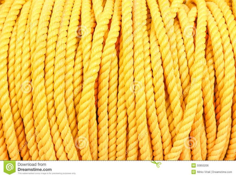 Life Buoy Rope 6 Ml X 220 MtrsYellow/ Red220 Mtrs Whia500