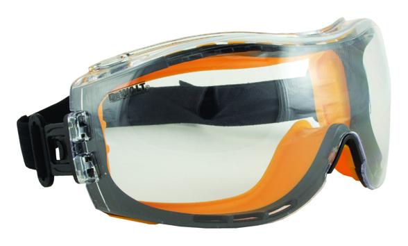 Concealer Google Designed For Comfort To Worn Over Prescription Glasses (sterling Safety)