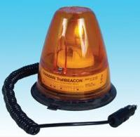Road & Motorway Lamps/beacons Magnetic Rotating Flashing Beacon 12v Dor15