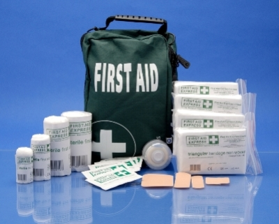 First Aid Kits F02 Travel H.s.a. Plus First Aid Kit � Soft Pouch F2