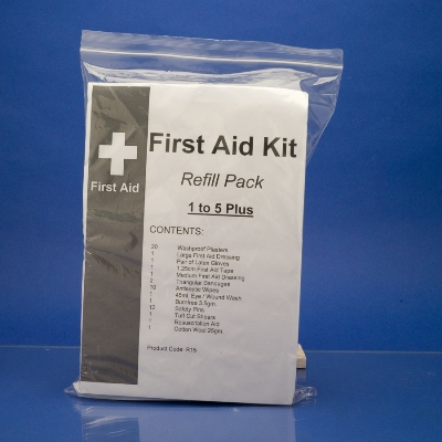 First Aid Kits F35 First Aid Refill ;ll For 26 To 50 Person Kit F35