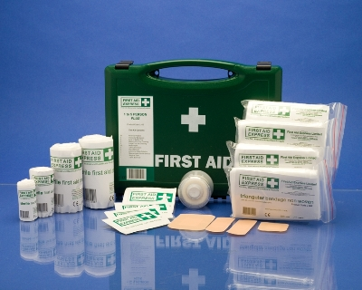 First Aid Kits F04 1 To 5 H.s.a. Plus First Aid Kit � Standard Box F4