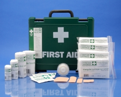 First Aid Kits F05 6 To 25 H.s.a. Plus First Aid Kit � Standard Box F5