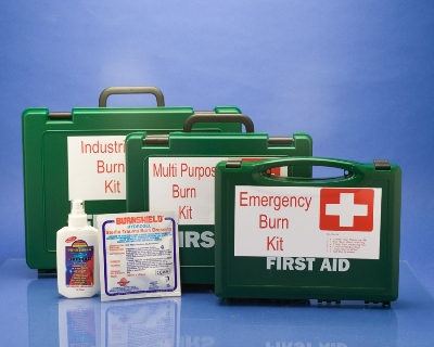Burn Relief F51 Emergency Burn Kit F51