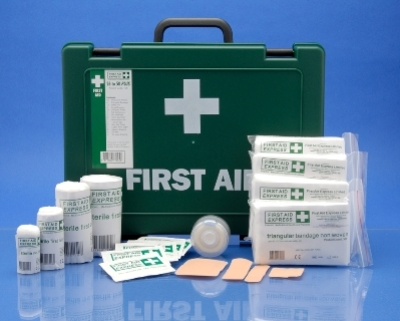 First Aid Kits26 To 50 H.s.a. Plus First Aid Kit