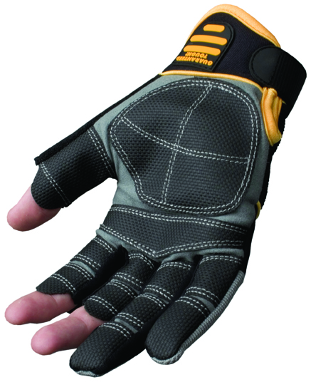 Finger Framer Size L Grey/black Framers Glove (sterling Safety)