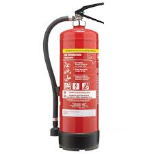 Fire Extinguishers 6ltr Class F Extinguisher C427