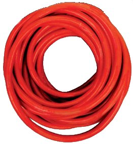 "Hose Fire Round 19mm 30mtr Red Ch 3/4"" Hose Ce Approved"