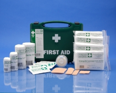 First Aid KitsTravel H.s.a. Plus First Aid KitStandard Box F1
