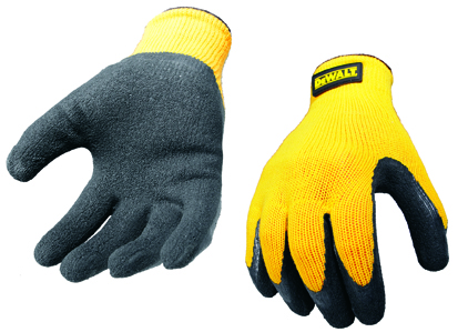 Gripper Size L Yellow/black Gripper Glove, (sterling Safety)