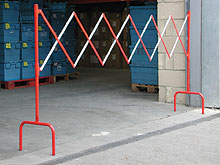 Road Barrier Systems Expanding Barrier System Jsp01