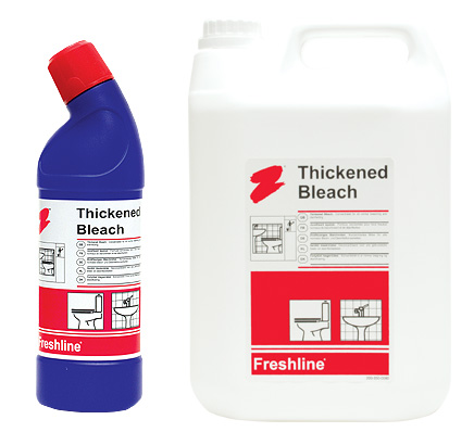 Bleach Thickened Bleach 750ml J113