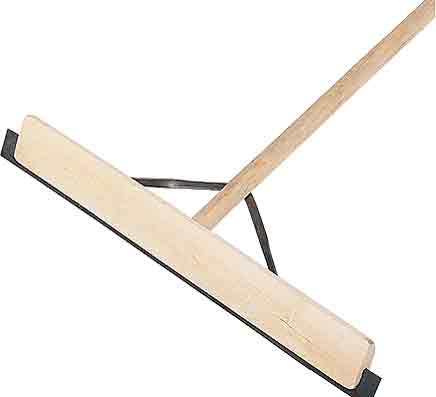 Sponge Mops And Accessories Wooden Headed Squeegee J243