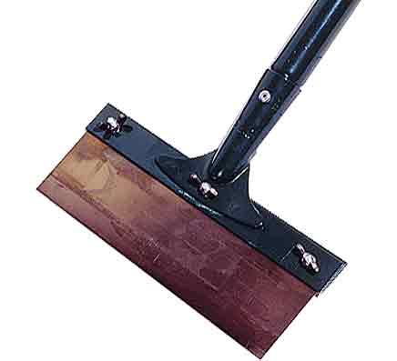 Sponge Mops And Accessories Floor Scraper J244