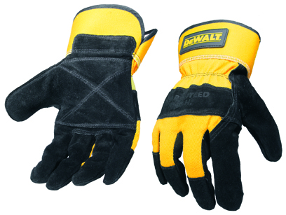 Lp Rigger Size L Yellow/black Rigger Glove (sterling Safety)