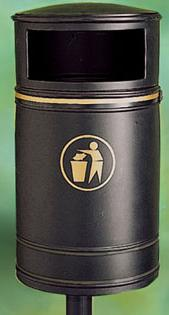Litter Bins/lockers Nickleby Litter Bin Nic1