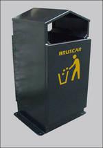 Freestanding Litter Bins Apex Top Street Bin Para032