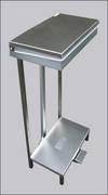 Open Type Pedal Bin Recycling Range Eco Type Para060