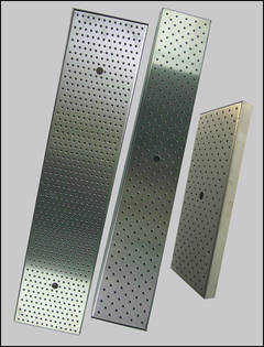 Stainless Steel Heavy Duty Drip Tray Range Stainless Steel Driptray 36� X 6� 900mm X150mm Para72