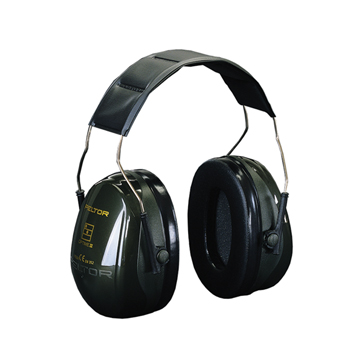 3m Peltor Optime Ii Headband Style Ear Defenders