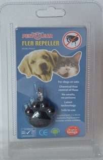 Pest Control Pestclear Flea Repeller Pest4