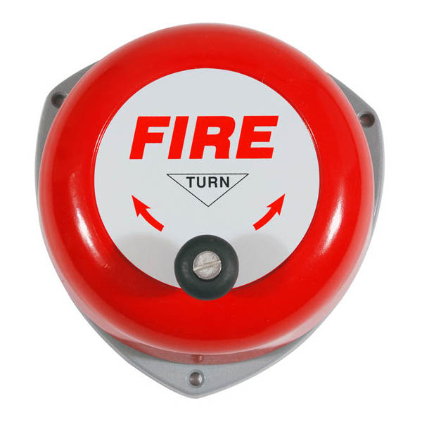 Bells Fire Safety : Rotary fire alarm bell site equipment